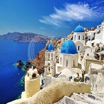 Santorini Island Day Trip - Heraklion with Land excursion included