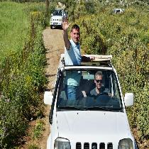4x4 Safari Including Preveli Palm Beach & Kourtaliotiko Gorge with Lunch