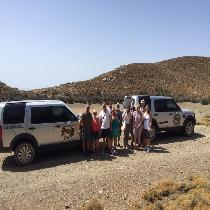 Land rover Safari Corfu North Route with driver and lunch