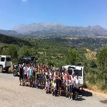 Landrover Safari from Agia Galini, Matala, Kokkinos Pirgos <h7>New</h7>