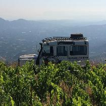 Land Rover -Explore the secrets of Wine & Olives