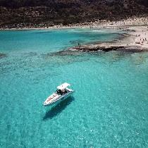 Private Rib Safari to Balos Lagoon and Gramvousa Island