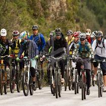 Mountain Bike Tour: Arkadi Melidoni with Bbq Included