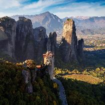 Meteora - Tour from Corfu