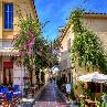 A Night Out in Athens-Plaka, the old city-live Music and Dance
