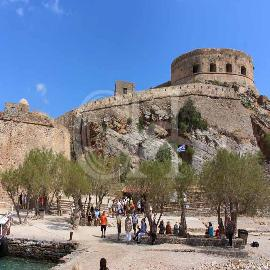 Spinalonga - the island of tears (BBQ included)