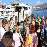Spinalonga Island Boat Trip with BBQ