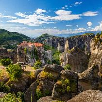 Delphi - Meteora Monasteries two days