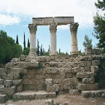 Ancient Corinth half day-Apollo's Temple-Port of Cehries