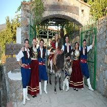 Cretan Night Karouzanos with Live Music & Dance