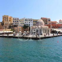 Private  Guiding City tour of Chania with Licensed Guide