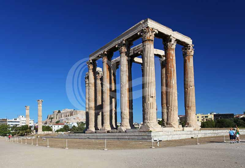 how to travel to olympia from athens