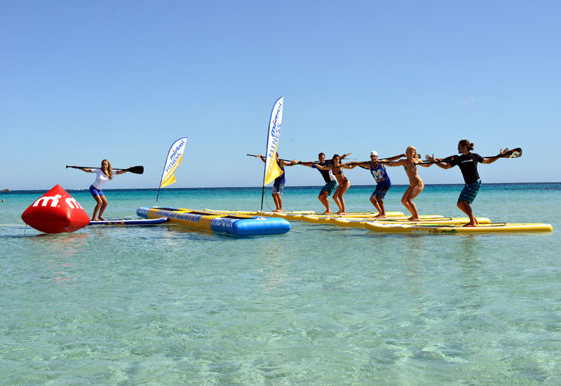 Crete Excursion Paddle Board Yoga