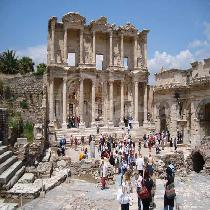 Turkey - Ephesus from Samos