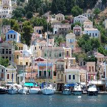 Symi Island-From Rhodes