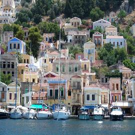 Boat Trip to Symi Island with Hotel Transfer