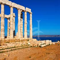Athens City tour with Cape Sounion including lunch
