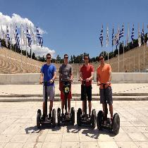 National Garden Segway Tour