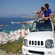 Jeep Safari Mykonos