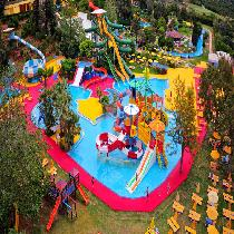 Wasserpark Acqua plus mit Transfer- West Kreta